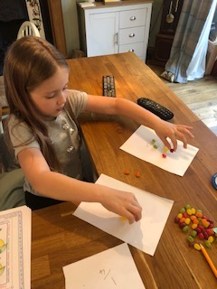 Fractions with jelly beans