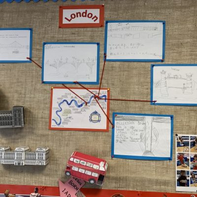 Our 'London' display