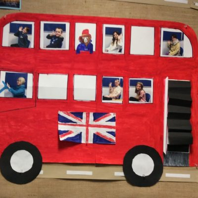 Our London bus